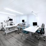 Herzpraxis Solothurn, Behandlungzimmer
